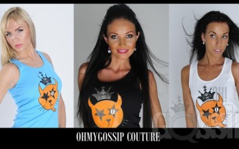 """EXCLUSIVE! The new """"Ohmygossip Couture"""" models – WHO's WHO"""