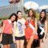 Miss Universe 2011: Tour Bandeirantes in São Paulo, Brazil