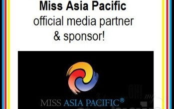 Gossip Media LLC is an official sponsor of Miss Asia Pacific 2011