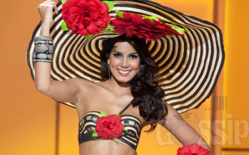 """Miss """"sans underwear"""" Colombia 2011 Catalina Robayo is the most searched name among Miss Universe 2011 contestants"""