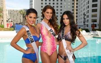 Miss Universe 2012: Registration and Fittings (vol2)
