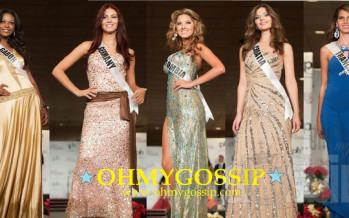 Miss Universe 2012: Welcome Event (vol2)