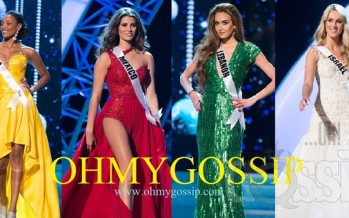 Miss Universe 2012: Presentation Show Evening Gown Competition (vol4)
