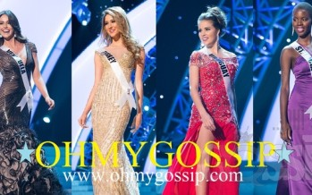 Miss Universe 2012: Presentation Show Evening Gown Competition (vol6)