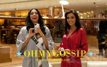 Miss Universe 2013: Registration and Fittings (Vol1)