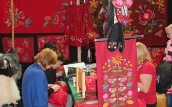 Estonia's best handicraft items were presented @ XVI St. Martin's Day Fair in Saku Suurhall