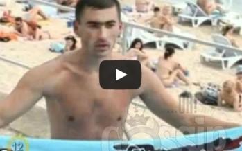 Crazy Russian hidden camera