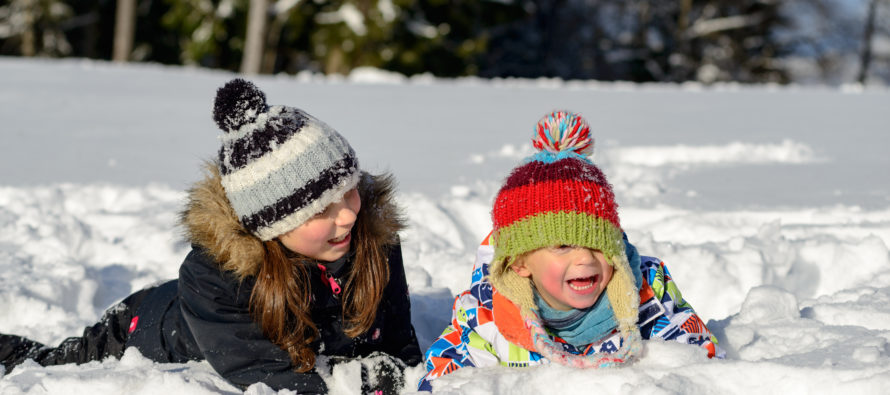 6 Ways youngsters enjoyed snow days 100 years ago