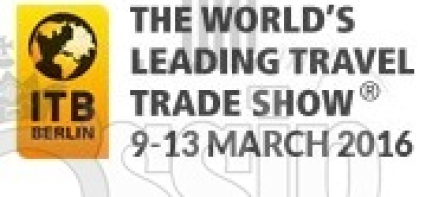 ITB Berlin 2016 (Travel Trade Show)