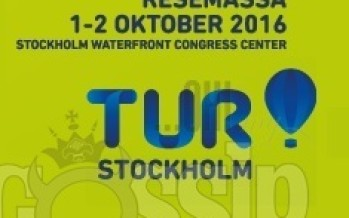 TUR Stockholm 2016 – Consumer Travel Fair