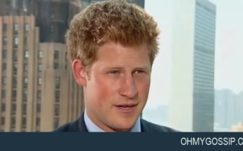 Prince Harry donates to Paralympics campaign