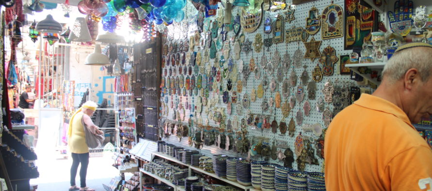 Cultural experience: Jaffa Flea Market, where one can find everything + GALLERY!
