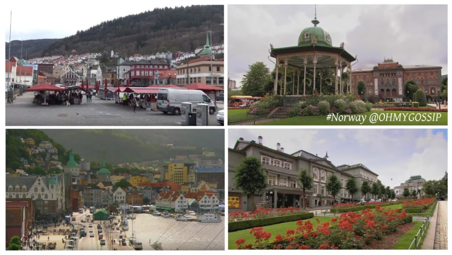 Bergen, Norway (OHMYGOSSIP/ Helena-Reet Ennet)