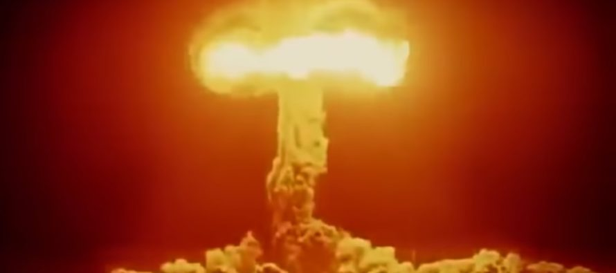 Should an ATOMIC BOMB explode in the vicinity: How to escape? Where to shelter?