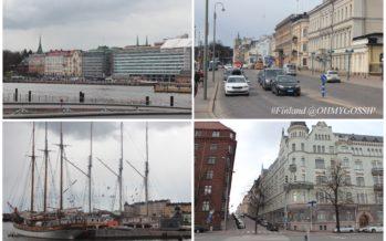 Helsinki in spring: Kruununhaka, The North Harbour (Pohjoisranta) neighborhood + PHOTOS!