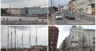 Helsinki in spring: Kruununhaka, The North Harbour (Pohjoisranta) neighborhood + PHOTOS!