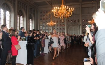 Israel's fashion designer Elisha Abargel organized a fashion show in Helsinki + GALLERY!