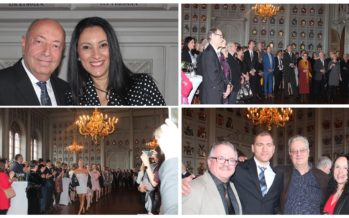 BIG GALLERY: Ambassador Dov Segev-Steinberg organized a formal reception in honour of Israel's 69th birthday!