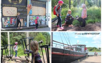 Helena-Reet: With Family in Naantali, Finland (VOL3- Väski) GALLERY!