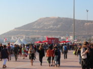 Travel to Morocco: Agadir Kasbah city ruins, beach promenade and Pure Passion restaurant + TRAVEL PHOTOS!
