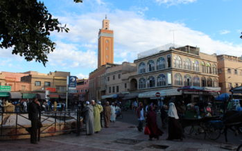 Travel to Morocco: Taroudant city and Palais Salam restaurant inside the city wall + TRAVEL PHOTOS!