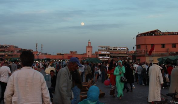 Helena-Reet: 5 SIGHTSEEINGS in Marrakech Morocco that I definitely recommend to visit + Travel photos!