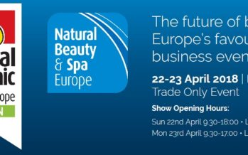 Natural Beauty & Spa Europe 2018