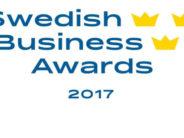 Swedish Business Awards 2017 – winners announced