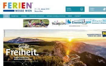 Ferien-Messe Wien 2018