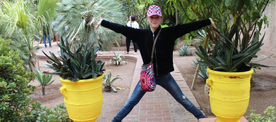 Marrakech, Morocco: The famous Majorelle garden and Yves Saint Laurent + TRAVEL PHOTOS!