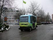 Jonas Bjelfvenstam: Stockholm gets Scandinavia's first driverless buses on public road