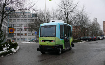 Jonas Bjelfvenstam: Stockholm gets Scandinavia's first driverless buses on public road