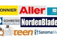 Helena-Reet: TOP 10 Scandinavian media groups – Bonnier, Sanoma, MTG, Schibsted, Egmont, Aller, YLE, Otava, Alma, NordenBladet