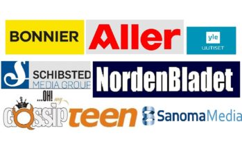 TOP 10 Scandinavian media groups – Bonnier, Sanoma, MTG, Schibsted, Egmont, Aller, YLE, Otava, Alma, NordenBladet
