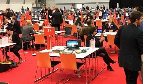 Finland´s MATKA Nordic Fair 2018 Workshop day in Helsinki´s exhibition center + PHOTOS!