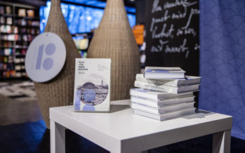 First book of Estonia 100 series introduced – Laar and Hiio introduced the first book on Monday at the Apollo cinema in Tallinn's Solaris center