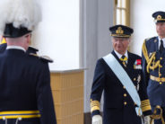 Sweden: Formal audiences at the Royal Palace of Stockholm