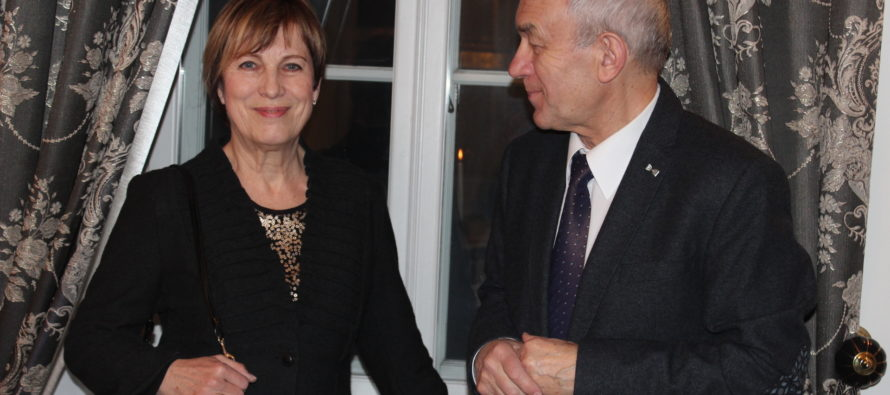 Helena-Reet: Estella Elisheva wished to discuss future plans + My father Jüri Ennet as head of state, if Estonia were a Kingdom