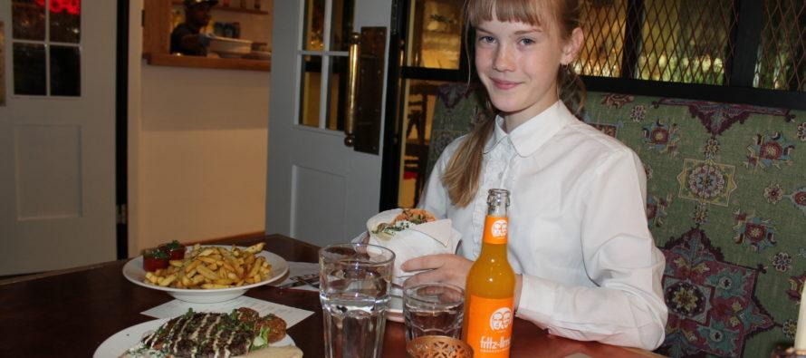 Helena-Reet: Ivanka Shoshana's birthday morning + in Tallinn Viru Centre and FAFA´S with Estella Elisheva