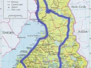 Helena-Reet: Planning an extensive road trip with children to Finland – 3500km from Helsinki to Northern Finland, along the Swedish border to the Norwegian border and through inland back again