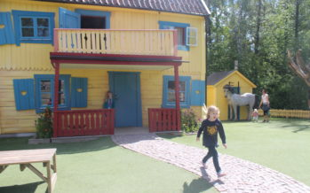 Helena-Reet: Scandinavian theme parks – with children in Astrid Lindgren's world in Vimmerby, Sweden + BIG GALLERY!