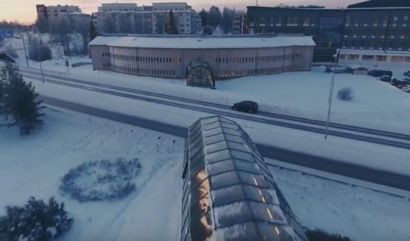 The Arctic Centre at the University of Lapland