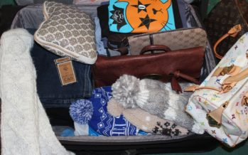 Helena-Reet: Packing for the journey to Finland… about to find out how many belongings a small car can accommodate