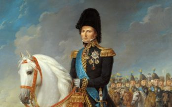 Norwegian Royal Family celebrate King Karl Johan with a series of lectures at Royal Palace