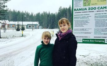 Helena-Reet: With children on a road trip around Finland (VOL8 – from Rovaniemi through Ranua, Pudasjärvi and Puolanka to Kajaani) + PHOTOS!