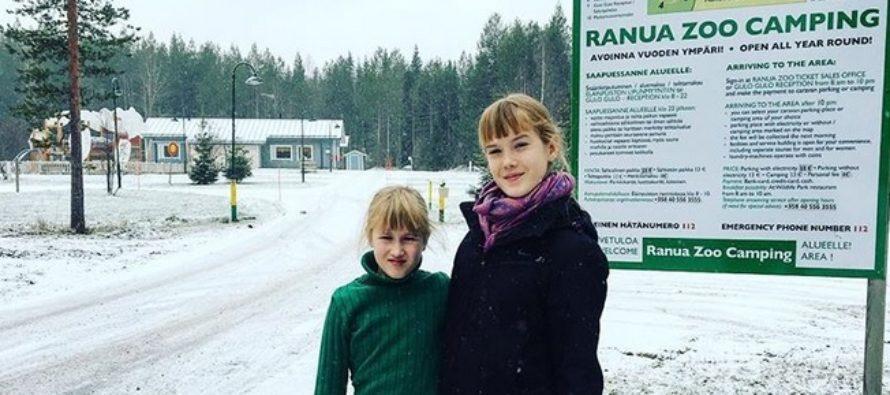 Helena-Reet: With children on a road trip around Finland (VOL8 – from Rovaniemi through Ranua, Pudasjärvi and Puolanka to Kajaani) + PHOTOS!