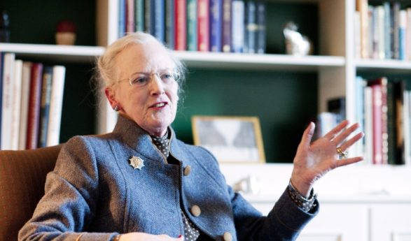 Queen Margrethe to visit Estonia for 800th anniversary of Danish flag