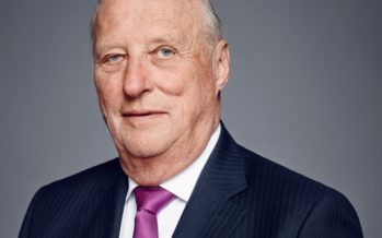King Harald V of Norway  hands out the King Olav V Cancer Research Prize 2019
