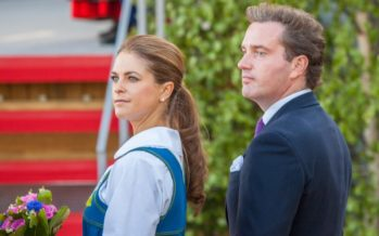 Sweden: Princess Madeleine's husband Chris O'Neill misses National Day festivities