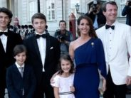 Denmark: Queen Margrethe hosts gala dinner to celebrate Prince Joachim's 50th birthday